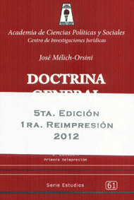 DOCTRINA GENERAL DEL CONTRATO